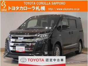 トヨタ ノア ハイブリッドSi FF デモカーUP・メモリーナビ付