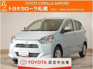 トヨタ ピクシスエポック X SAIII 4WD  1オーナー車・メモリーナビ付