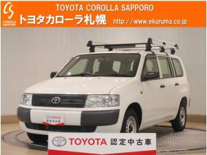 トヨタ プロボックスバン DXコンフォートパッケージ 4WD キーレス ETC付