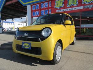 ホンダ N-ONE G 4WD ワンオーナー 社外ナビ