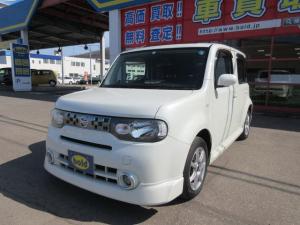 日産 キューブ 15X FOUR Mセレクション 4WD ナビ・TV ETC