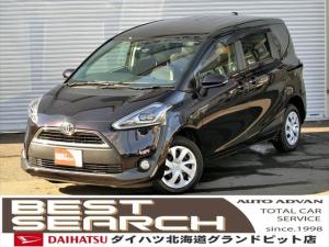 トヨタ シエンタ G クエロ 4WD 1オーナー 本州車 ナビ TV Bカメラ