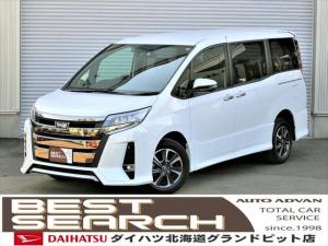トヨタ ノア Si ダブルバイビーII 4WD トヨタセーフティーセンス