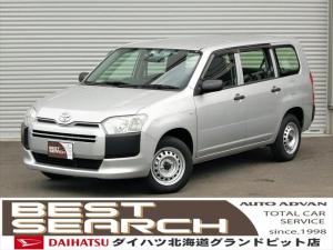 トヨタ プロボックス DXコンフォート 4WD 本州車 夏冬タイヤ付き