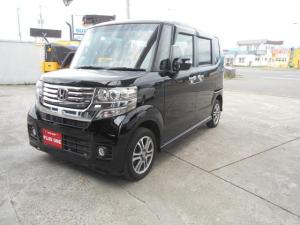 ホンダ N-BOX+カスタム  福祉車両スローパー 4WD