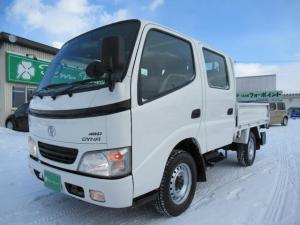 トヨタ ダイナトラック Wキャブロング 4WD 2.5D リヤヒーター