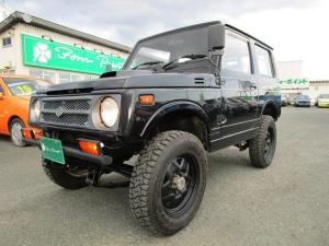 スズキ ジムニー スコットリミテッド 4WD リフトアップ エアコン パワステ CDチューナー