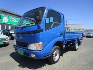 トヨタ ダイナトラック ロングシングルジャストロー 2.5Lディーゼルターボ 1.25t 4WD ETC エアコン