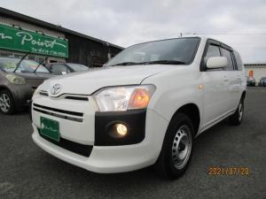 トヨタ サクシード UL-X 4WD CVTオートマ ETC トラクションコントロール キーレス ABS