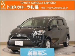 トヨタ シエンタ G 4WD ワンオーナ・メモリーナビ・バックモニター付