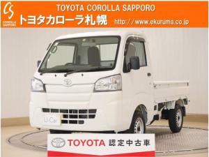 トヨタ ピクシストラック スタンダード 4WD 1オーナー車・寒冷地仕様車
