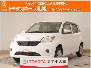 トヨタ パッソ X LパッケージS 4WD スマートアシスト・メモリーナビ・バックモニター・ETC付