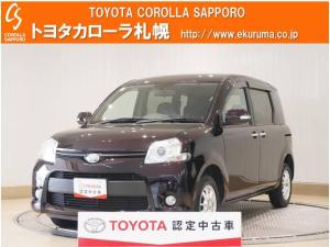 トヨタ シエンタ DICE 4WD 1オーナー メモリーナビ・バックモニター キーレス HIDライト付