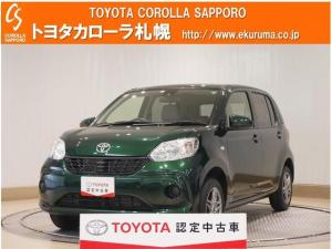 トヨタ パッソ X LパッケージS 4WD スマートキー 寒冷地仕様車