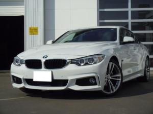 BMW 4シリーズ 428iグランクーペ Mスポーツ 認定中古車 ワンオーナー