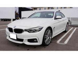 BMW 4シリーズ 420i クーペ Mスポーツ