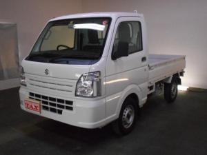 スズキ キャリイトラック KCエアコン・パワステ 4WD 5速マニュアル ABS