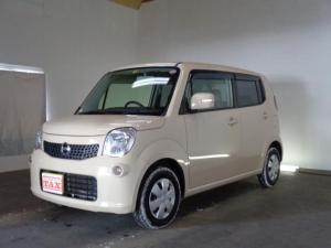 日産 モコ X FOUR 4WD プッシュスタート シートヒーター
