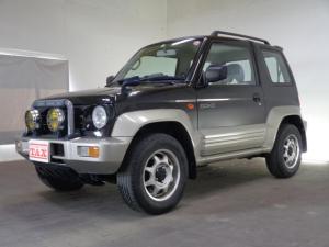 三菱 パジェロジュニア ZR-II 4WD CDデッキ HIDヘッドライト