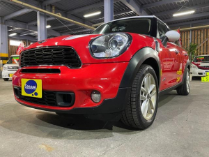 MINI クーパーS クロスオーバー オール4 4WD ターボ 社外ナビ HID サイドSRS