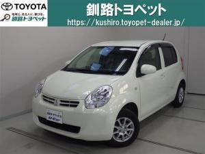 トヨタ パッソ X ユルリ スマートキ- ベンチシート CD再生装置 ABS