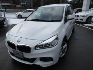 BMW 2シリーズ 218dxDriveグランツアラーMスポーツ レインセンサー