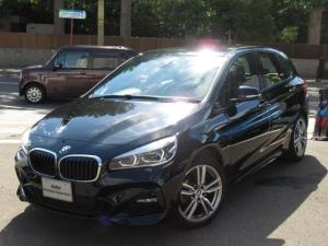 BMW 2シリーズ 218dxDriveアクティブツアラー Mスポーツ Bカメラ