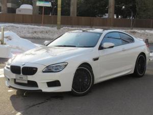 BMW M6 ベースグレード 冬タイヤ 車検付 M DCTドライブロジック ハーマンカードンサラウンドサウンドシステム ソフトクローズドア フロントベンチレーションシート フロントシートヒーティング トップビューサイドビューカメラ