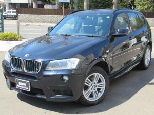 BMW X3 xDrive 20i Mスポーツパッケージ オートマティックトランクリッドオペレーション 電動フロントシートメモリー機能 サーボトロニックパワーステアリング ドライビングエクスペリエンスコントロール ブレーキ機能付クルーズコントロール Bカメラ