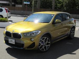 BMW X2 xDrive 18d MスポーツX スポーツサスペンション フロントシート ヒーティング MSportXexteriorpackage 電動フロントシートメモリ機能 パークディスタンスコントロール オートマティックトランクオペレーション