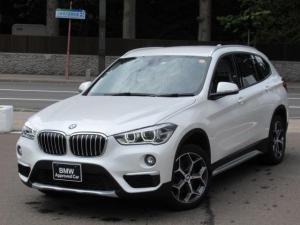 BMW X1 xDrive 18d xライン 車検整備付き