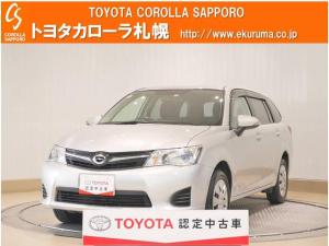 トヨタ カローラフィールダー 1.5X 4WD エンジンスターター・ETC付