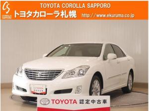 トヨタ クラウン ロイヤルサルーンi-Four 4WD HDDナビ・バックモニター・ETC・スマートキー付