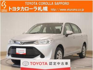 トヨタ カローラアクシオ 1.5X 4WD トヨタセーフティセンス・メモリーナビ付