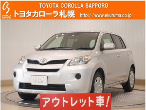 トヨタ イスト 150X 4WD 寒冷地仕様車