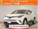 トヨタ/C-HR S-T LEDパッケージ 4WD 寒冷地仕様車