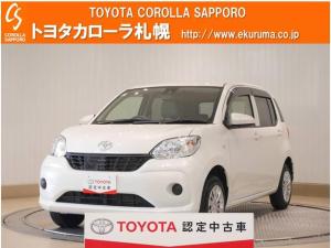 トヨタ パッソ X LパッケージS 4WD スマートアシスト スマートキー付