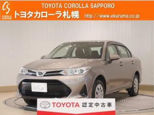 トヨタ カローラアクシオ 1.5G 4WD 1オーナー・スマートキー付