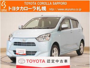 トヨタ ピクシスエポック X SAIII 4WD 1オーナー・キーレス付