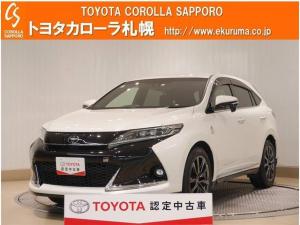 トヨタ ハリアー エレガンス GRスポーツ 4WD・メモリーナビ・トヨタセーフティーセンス付