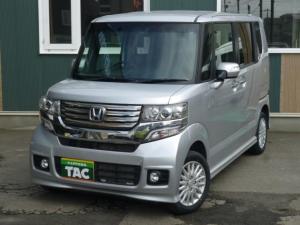 ホンダ N-BOXカスタム G・Lパッケージ 4WD ナビTV