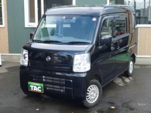 日産 NV100クリッパーバン GX 4WD キャンピング仕様