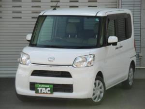 ダイハツ タント L SA 4WD 社外ナビ TV