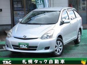 トヨタ ウィッシュ Xリミテッド 4WD HID ETC ワンオーナー