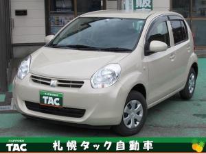 トヨタ パッソ X クツロギ4WD ETC スマートキー 走行41300キロ