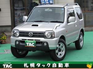 マツダ AZオフロード XC ターボ 4WD マニュアル車