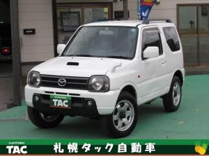マツダ AZオフロード XC 4WD ナビTV ミラーヒーター フォグランプ 社外アルミ