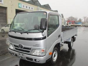 トヨタ ダイナトラック ロングシングルジャストロー 3.0D-T 4WD 1.35t木製3ポウ スタットレス積