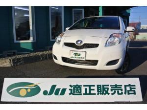 トヨタ ヴィッツ F 4WD CD ETC