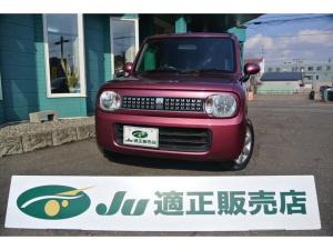 スズキ アルトラパン 10thアニバーサリーLTD 4WDCD Tチェン 特別仕様